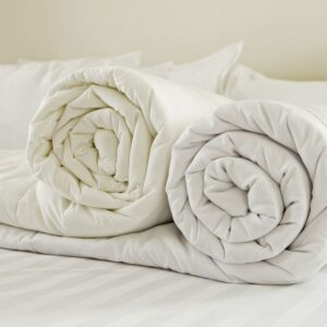 How to wash a down or down comforter without spoiling it