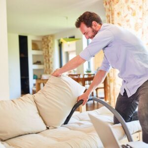How to clean a fabric or microfiber sofa: 6 steps, 9 solutions