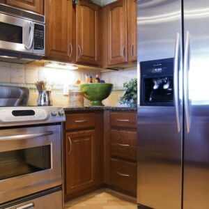 How to clean stainless steel appliances and make them like new