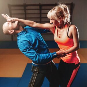 Don't let fear stop you: self defense classes for seniors in Madrid