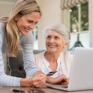Computer courses for seniors in Barcelona