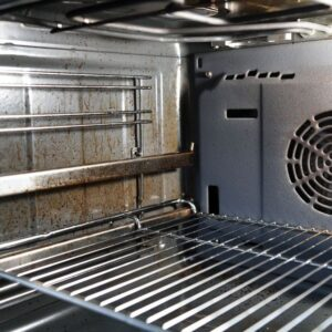 Foolproof methods to clean your oven quickly and easily