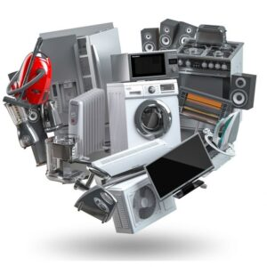 What are the negative effects of household appliances for the health of the elderly