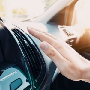 For the car: air conditioning or climate control?